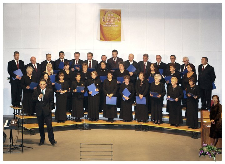 Coro  S. Cecilia Galliate - Celebrazione Centenario Foto Ufficiale