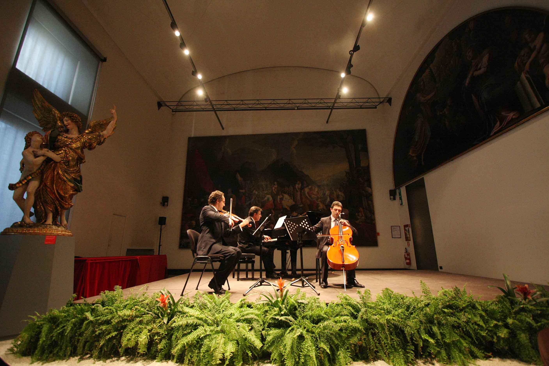 Charles Dancla Trio - Festival Stradivari Cremona