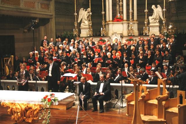 Messe Solennelle Saint Cecile Gounod - Chiesa Parrocchiale Galliate