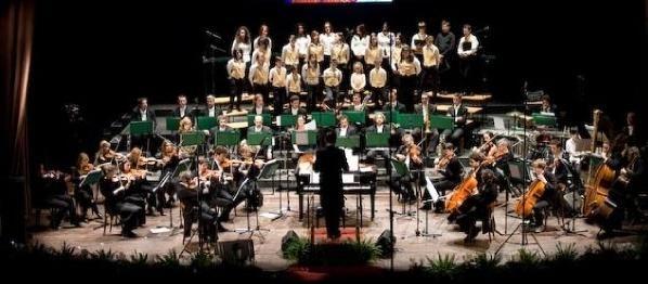 Coro Voci Bianche di Novara con Orchestra Carlo Coccia