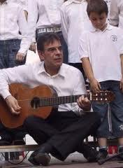 Paolo Beretta alla chitarra