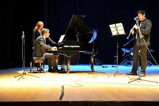 Foto Beretta con clarinettista