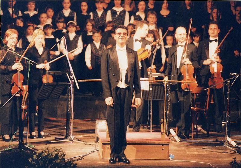 Paolo Beretta -  Adiemus '98